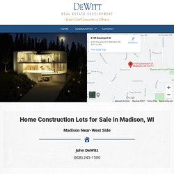 DeWitt Real Estate Development