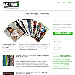 Blog Madmagz.com, marketing web, marketing internet, communicati