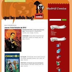 Madrid Comics