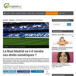 Le Real Madrid devrait signer un contrat inédit à 500 M€ !