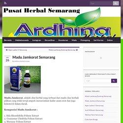 Madu Jamkorat Semarang – Toko Herbal Semarang