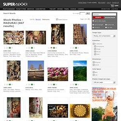 Madurai Stock Photography Images From SuperStock