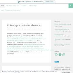 Blog – Maestra de Educación Especial