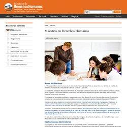 Instituto de Derechos Humanos - UNLP