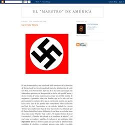 """El """"Maestro"""" de América: La revista Timón"""
