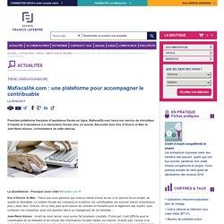 Mafiscalité.com : une plateforme pour accompagner le contribuable