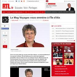 Le Mag Voyages vous emmène à l'Île d'Aix