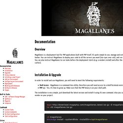 Magallanes — A PHP Deployment Tool