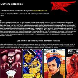 Magasin Polonais La petite Pologne: L'affiche polonaise
