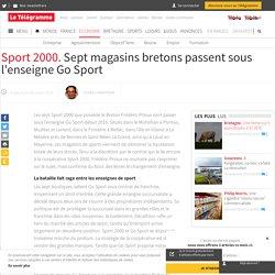Sport 2000. Sept magasins bretons passent sous l'enseigne Go Sport - Économie - LeTelegramme.fr