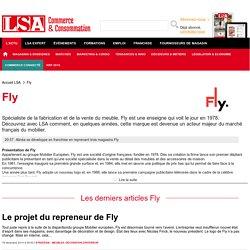 Fly : actus et news sur les magasns de mobilier et de décoration - LSA Conso