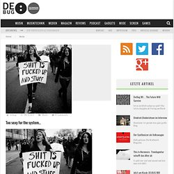 Bug Magazin » Fazit 2011: Occupy-Stilkritik