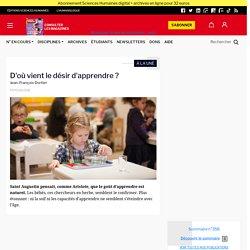 Magazine éducation, revue éducation, dossier sciences de l'éducation, Sciences Humaines