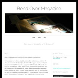Bend Over Magazine