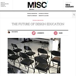 The Future of Design Education