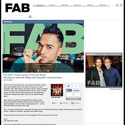 FAB Magazine - fab Blog - Fab #473: hidden gems of Church Street
