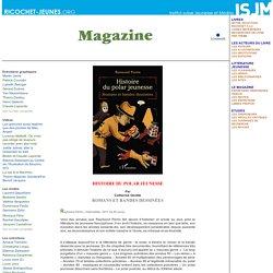 Le magazine - Libres propos - Histoire du polar jeunesse