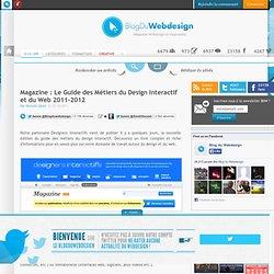 Magazine : Le Guide des Métiers du Design Interactif et du Web 2011-2012 - ressources-web