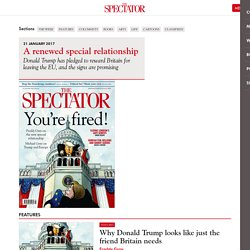 Magazine | The latest issue of The Spectator