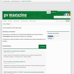 pv magazine Latinoamérica : Aumentan solicitudes al Fundo Solar para microgeneración en Brasil