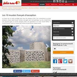 Magazine Marseille (13000) : Les 10 musées français d'exception