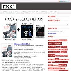 PACK SPÉCIAL NET ART - WJ-SPOTS # 1 & 2