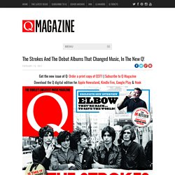 Q Magazine | Music news & reviews, music videos, band pictures & interviews