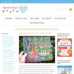 Fanette et Filipin magazine de printemps 2020 : un magazine enchanté pour les enfants (3-10 ans)