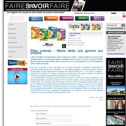 Faire Savoir Faire : Le magazine des marques et des produits de grande consommation