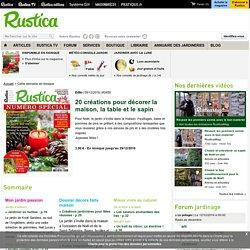 Rustica n°2453 - du 30 12 au 05 01 2017 - Sommaire