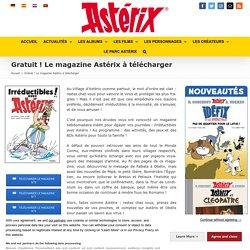 Gratuit ! Le magazine Astérix à télécharger - Astérix - Le site officiel