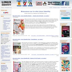 Linux Identity :: Linux Magazines, Distributions and Free Articles