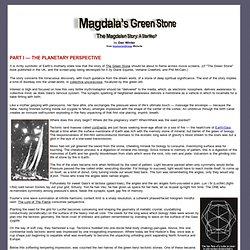 Magdala's Green Stone
