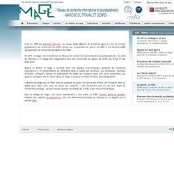 mage / Recherche - MAGE