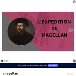 magellan by College Maurice Genevoix on Genially