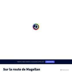 Sur la route de Magellan-Escape Game pour revivre les grandes découvertes de la Renaissance