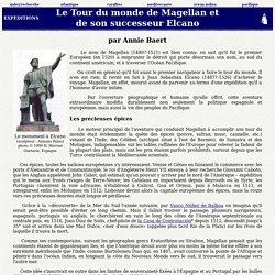 Le Tour du monde de Magellan et de son successeur Elcano