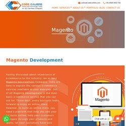 Magento Development Company in India