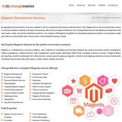 Magento development UK