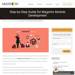A Step-by-Step Guide for Magento Module Development