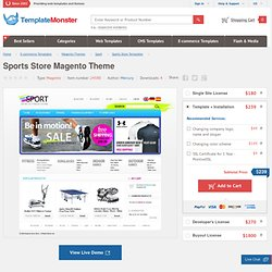 Magento theme #24580 by Mercury