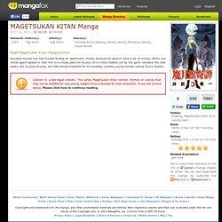 Magetsukan Kitan Manga - Read Magetsukan Kitan Manga Online for Free