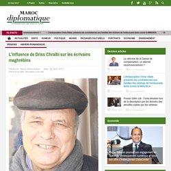 L'influence de Driss Chraïbi sur les écrivains maghrébins