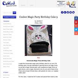 Magic Cakes 1