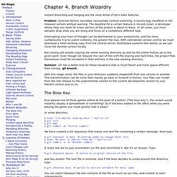 Chapter 4. Branch Wizardry