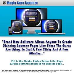Magic Guru Squeeze