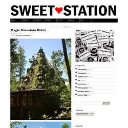 Magic Mountain Hotel - StumbleUpon