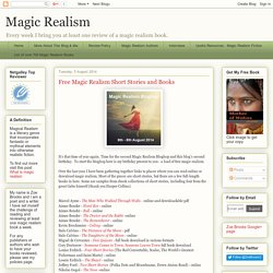 Free Magic Realism Short Stories and Books