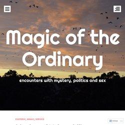 Magic and Vulnerability