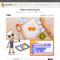 Magical Coding Recipes : 5 Steps (with Pictures) - Instructables